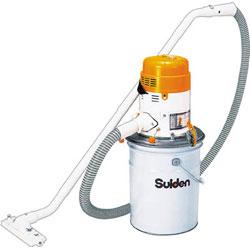 スイデン 万能型掃除機(乾湿両用クリーナー集塵機)100Vペールタンク SPV101ATP SPV101ATP