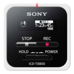 SONY(ソニー) ICD-TX800 ICレコーダー ホワイト [16GB] ICDTX800WC
