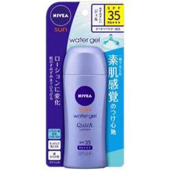 花王 NIVEA ニベア サン 商い PA+++ 限定モデル SPF35 ウォータージェル 80g〔日焼け止め〕