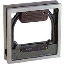 トラスコ中山 TSL-B2002 TRUSCO 角型精密水準器 B級 寸法200X200 感度0.02 TSLB2002