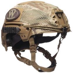 TEAM TEAMWENDY EXFIL LTP/カーボン用 メッシュヘルメットカバー 71-MHC-MC 71MHCMC