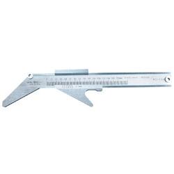 マルイテクノ 半径測定器 Rキャリパー RC150 RC150