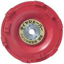 ナニワ研磨工業 ナニワ ダイヤシェーバー 塗膜はがし 赤 FN-9223 FN9223