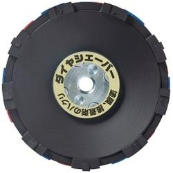 ナニワ研磨工業 ナニワ ダイヤシェーバー 塗膜はがし 黒 FN-9233 FN9233