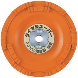 ナニワ研磨工業 ナニワ ダイヤシェーバー 塗膜はがし 鋼板用 橙 FN-9273 FN9273
