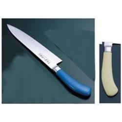 祝日 遠藤商事 エコクリーン TKG メーカー公式 PRO 27cm イエロー AEK4813 カラー牛刀