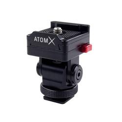 ATOMOS(アトモス) AtomX ATOMOSモニター製品用シューマウント ATOMXMMQR1 ブラック ATOMXMMQR1