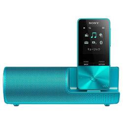 SONY(ソニー) ウォークマン WALKMAN S310シリーズ スピーカー付属 NW-S315K LC ブルー [16GB] NWS315KLC