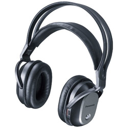 Panasonic(パナソニック) ヘッドホン ブラック RP-WF70K [ワイヤレス] RPWF70K