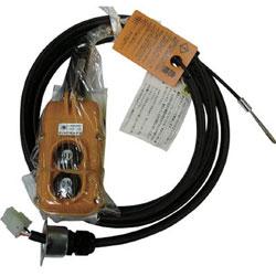象印チェンブロック FA・L用2点押ボタンスイッチセット(コード6m付き) Y2A60 Y2A60