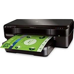 hp(ヒューレットパッカード) A3カラーインクジェットプリンター[無線LAN/有線LAN/USB2.0] Officejet 7110 CR768A#ABJ