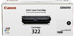 Canon(キヤノン) 【純正】 CRG-322BLK トナーカートリッジ322(ブラック) (2652B001)
