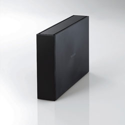 [USB ELDETV040UBK ELECOM(エレコム) ELD-ETVシリーズ TV向け外付けハードディスク 3.1・4TB] [振込不可] PS5対応 ELD-ETV040UBK(ブラック)