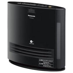 在庫限り Panasonic パナソニック DS-FKX1205 お中元 ブラック 振込不可 ☆最安値に挑戦 電気ファンヒーター DSFKX1205
