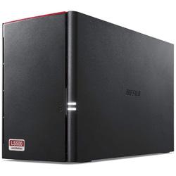 BUFFALO(バッファロー) 6TB[有線LAN/USB・Android/iOS/Mac/Win] LS520DN0602B LS520DN0602B ネットワークHDD