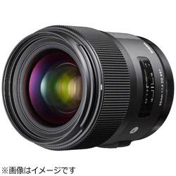 SIGMA シグマ カメラレンズ 35mm F1.4 スーパーセール期間限定 351.4DGHSM シグママウント HSM DG 本物◆