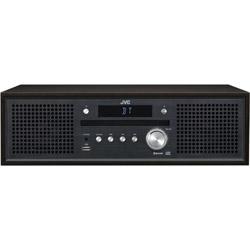 JVCケンウッド コンパクトコンポーネントシステム NX-W31 ブラック [ワイドFM対応 /Bluetooth対応] 【ビックカメラグループオリジナル】 NXW31