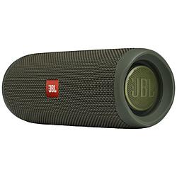 JBL(ジェービーエル) ブルートゥース スピーカー JBLFLIP5GREN グリーン [Bluetooth対応 /防水] JBLFLIP5GREN