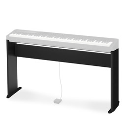 CASIO カシオ 100%品質保証! 商品追加値下げ在庫復活 カシオ電子ピアノPX-Sシリーズ対応スタンド CS-68PBK CS68PBK