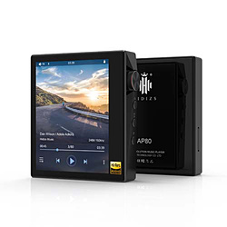 Hidizs(ヒディス) HIDIZS AP80 BK AP80 Digital Audio Player Black [1TB] AP80BK