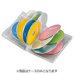 SANWA SUPPLY 品質保証 サンワサプライ CD 送料無料 DVD 12枚収納×3セット クリア DVD-TW12-03C DVDTW1203C Blu-ray対応収納トールケース