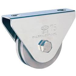 丸喜金属 オールステンレス枠付重量車 90mm コ型 S365090 S365090