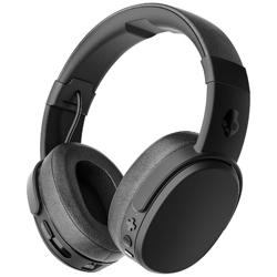 SkullCandy ブルートゥースヘッドホン BLACK CRUSHERWL BLACK [リモコン・マイク対応 /Bluetooth] CRUSHERWLB