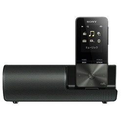 SONY(ソニー) デジタルオーディオプレーヤー WALKMAN S310シリーズ (ブラック/4GB) NW-S313K BC 【ワイドFM対応】 NWS313KBC