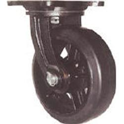 <title>ヨドノ 国際ブランド MHA-MG200X75 鋳物重量用キャスター MHAMG200X75</title>