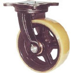 ヨドノ MUHA-MG150X75 ヨドノ 鋳物重量用キャスター MUHAMG150X75