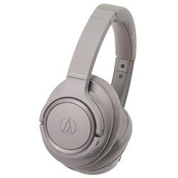 audio-technica(オーディオテクニカ) Sound Reality ブラウン ATH-SR50BTBW【リモコン・マイク対応】 ブルートゥースヘッドホン ATHSR50BTBW