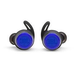 JBL(ジェービーエル) REFLECT FLOW ブルー JBLREFFLOWBLU【IPX7防水】【本体10時間再生】【片耳8g】【スポーツ向け】完全ワイヤレスイヤホン カナル型 JBLREFFLOWBLU