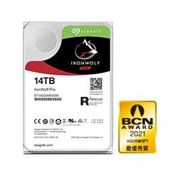 Seagate IronWolf Pro ST14000NE0008 バルク品 (3.5インチ/14TB/SATA) ST14000NE0008
