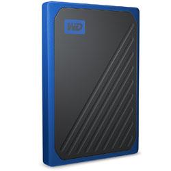 Western Digital WDBMCG0020BBT-JESN 外付けSSD My Passport Go [ポータブル型 /2TB] WDBMCG0020BBTJESN