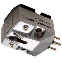 audio-technica(オーディオテクニカ) MC型ステレオカートリッジ AT33SA AT33SA