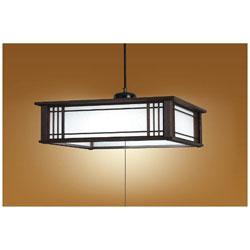 NEC(エヌイーシー) LED和風ペンダントライト (~12畳) HCDD1255 昼光色 HCDD1255