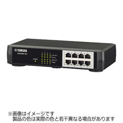 YAMAHA(ヤマハ) SWX2100-8G シンプルL2スイッチ [8ポート] SWX21008G