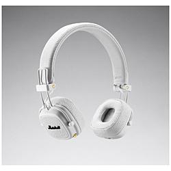 Marshall(マーシャル) Major III Bluetooth ZMH-04092188【リモコン・マイク対応】 ブルートゥースヘッドホン   ZMH04092188