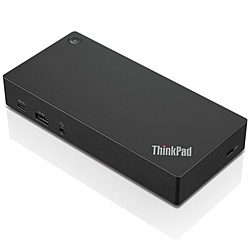 Lenovo(レノボジャパン) 40AS00090JP ThinkPad USB Type-C ドック 2 40AS00090JP 40AS00090JP