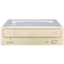 Pioneer(パイオニア) BDR-212XJ/WS バルク品 (ブルーレイドライブ/M-DISC対応/BDXL対応/ハニカム筐体/SATA/ソフト付き) BDR212XJWS