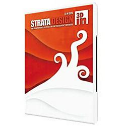 ソフトウェア・トゥー 〔Mac版〕 STRATA DESIGN 3D in (ストラタ デザイン スリーディ イン) STRATADESIGN3D[IN]