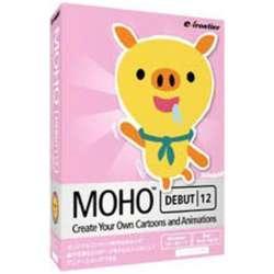 イーフロンティア 〔Win・Mac版〕 Moho 12 Debut MOHO12DEBUT
