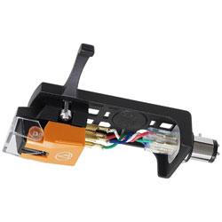 audio-technica(オーディオテクニカ) ヘッドシェル付VM型(デュアルムービングマグネット)ステレオカートリッジ VM530EN/H VM530ENH
