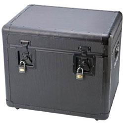 トラスコ中山 万能アルミ保管箱 黒 543×410×457 TAC540BK TAC540BK