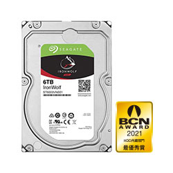 Seagate 内蔵HDD ST6000VN001 [3.5インチ /6TB] ST6000VN001