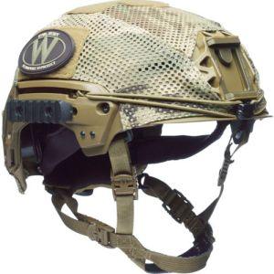【チームウェンディ TEAM WENDY】EXFIL LTP/カーボン用 メッシュヘルメットカバー 71-MHC-MC