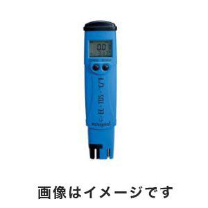 【ハンナ インスツルメンツ HANNA Instruments】日常防水型導電率計 1-6510-01 DiST5