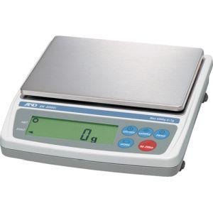 【エー・アンド・デイ AND】パーソナル電子天秤 1-4465-08 EK-6000i