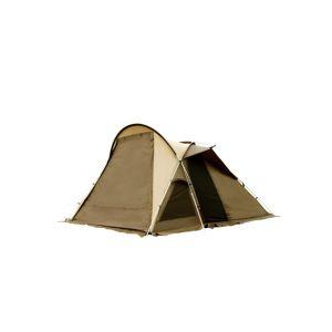 【小川キャンパル Ogawa】ロッジドーム型テント Vigas(ヴィガス) 2~3人用 2664