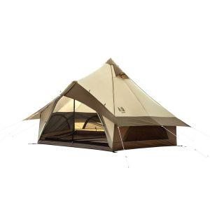 【小川キャンパル Ogawa】モノポール型テント Gloke8(グロッケ8) 4人用 2786